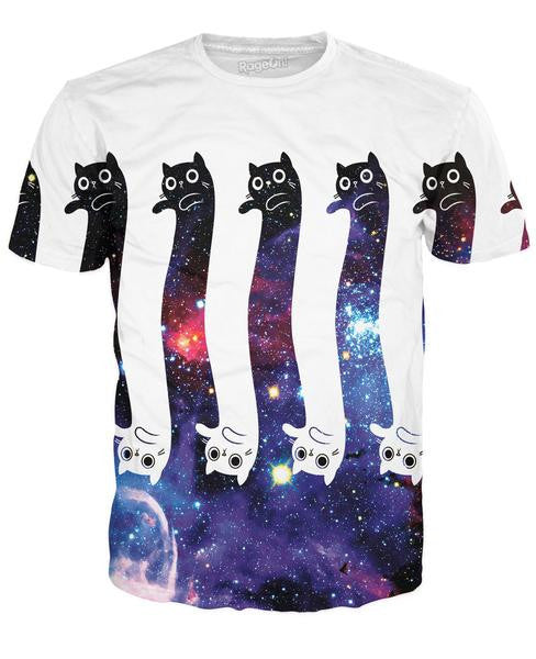 Inifinity Cats T-Shirt