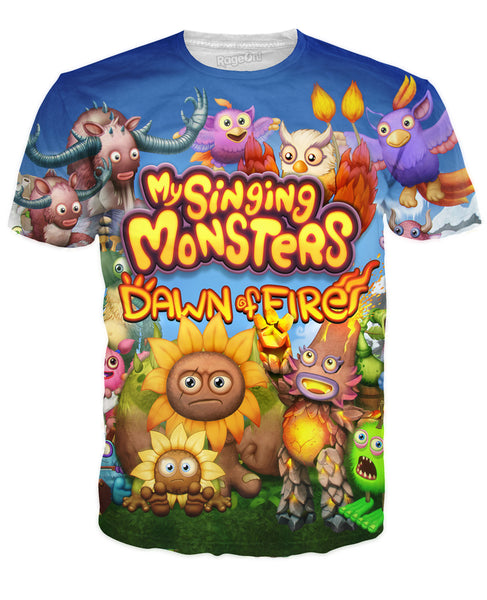 Dawn of Fire T-Shirt