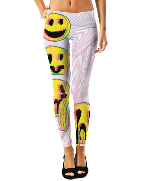 Wax Smile Leggings
