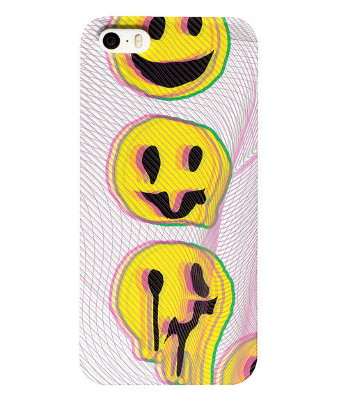 Wax Smile Phone Case