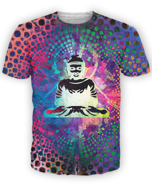Purple Buddha T-Shirt