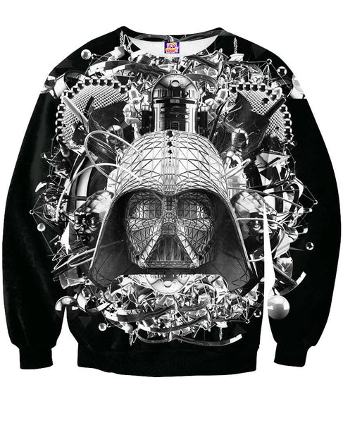 Digital Empire B&W Crewneck Sweatshirt