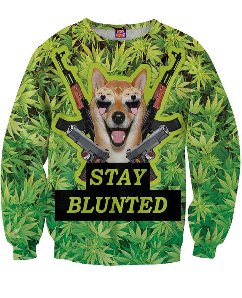Stay Blunted Sweatshirt
