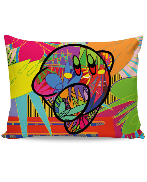 Dashing Away Pillow Case