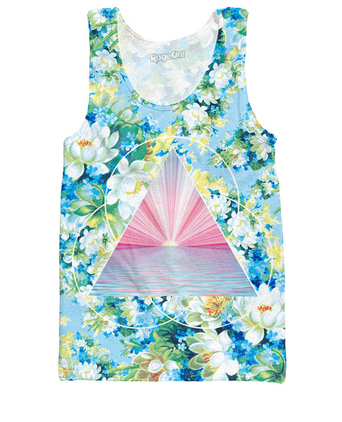 Sun Triangle Tank Top