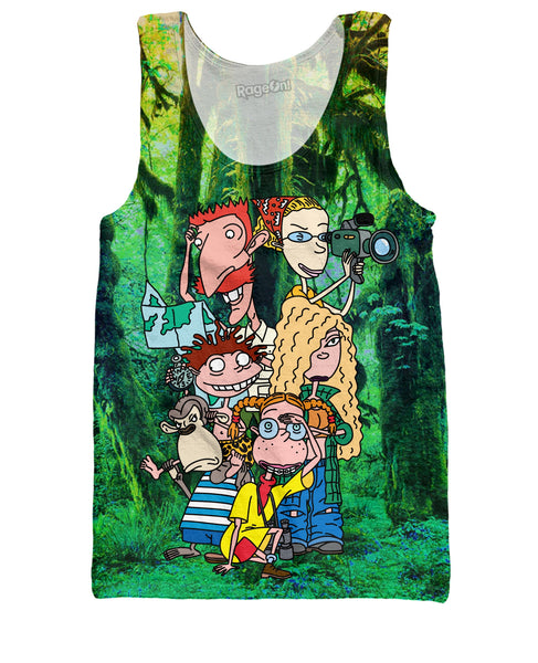 Wild Thornberrys Tank Top