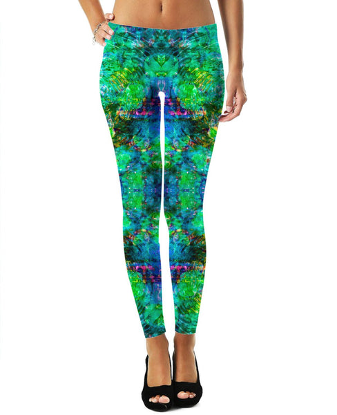 Caterpillar Portal Hexa 2 Leggings