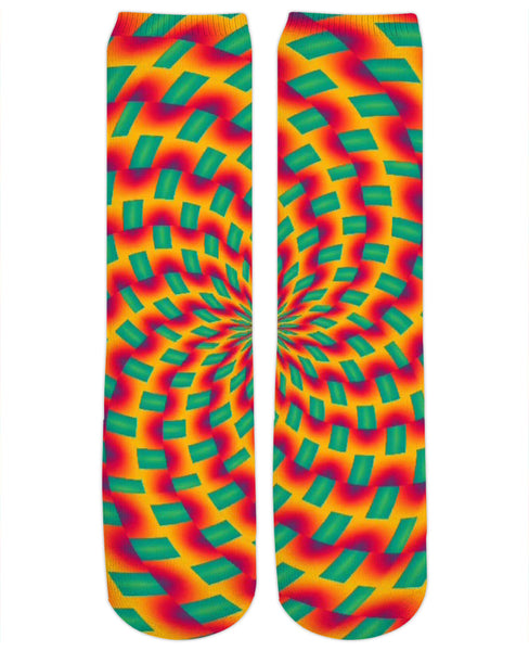 Fractal Fixation Crew Socks