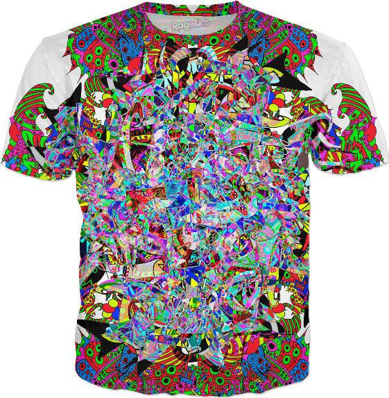 Creating New Planets T-Shirt
