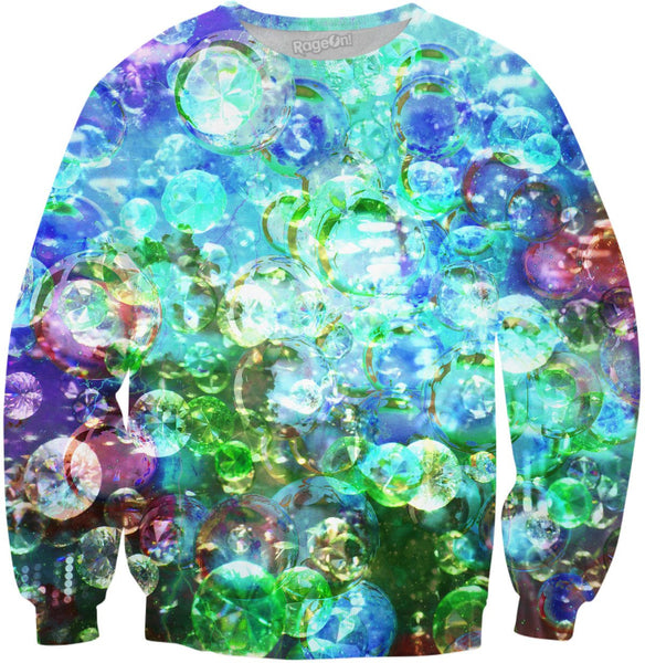 Bubbles Galore 7 Sweatshirt