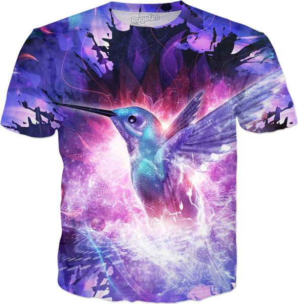 Hummingbird Fire T-Shirt