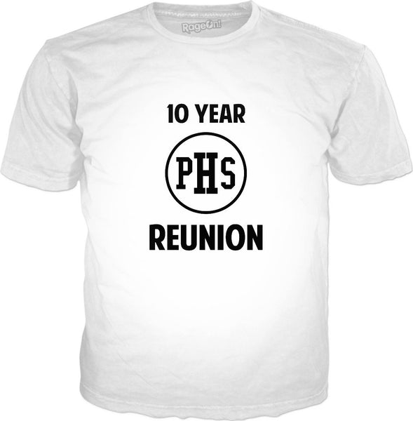 Points High Reunion Grosse Pointe Blank T-Shirt