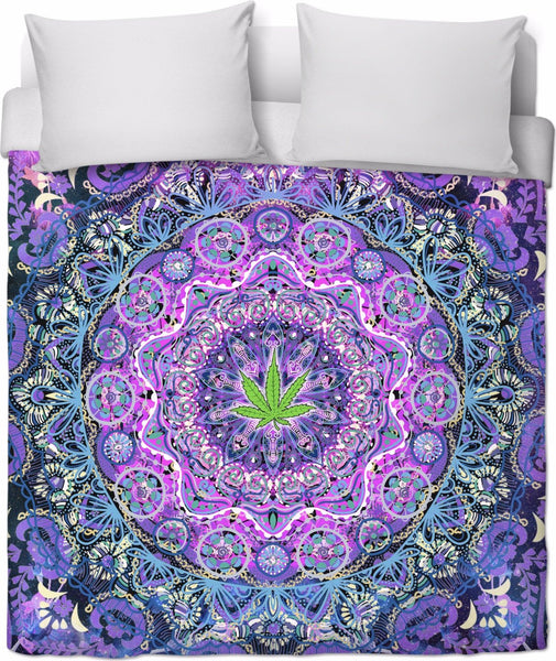 Nature's Medicine - Duvet Bed Cover