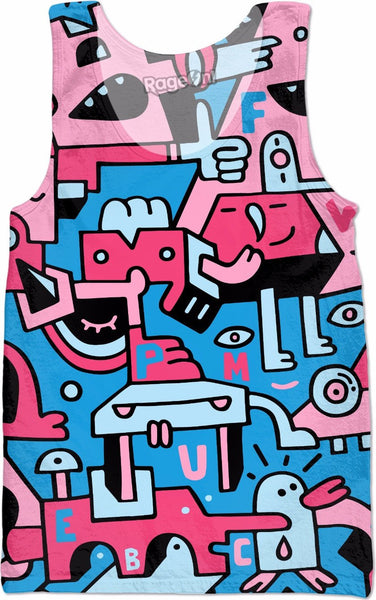Bittaboard - Mister Phil Tank Top