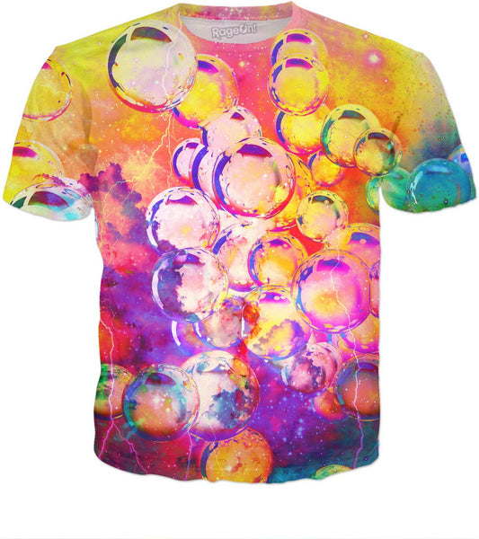 Lightning Bubbles 2 T-Shirt
