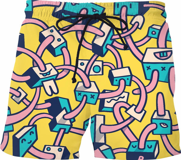 Fromp - Mister Phil Swim Shorts