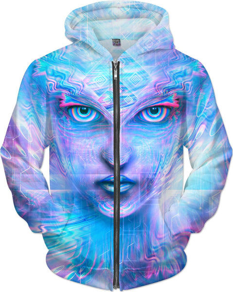 Layered Magic Hoodie