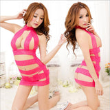 Halloween fringe female prisoner clothing sexy rave party dress taste nightclub DS service cos game service free shipping