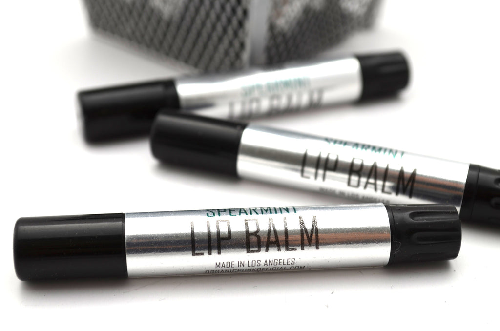 SPEARMINT: Lip Balm