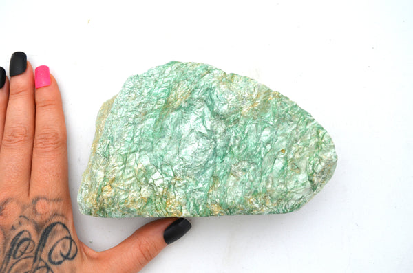 FUCHSITE: Raw Crystal