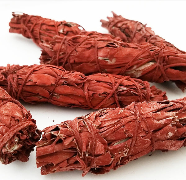 RED SAGE: Smudge Bundle