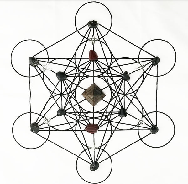 CRYSTAL GRID SET: Protection
