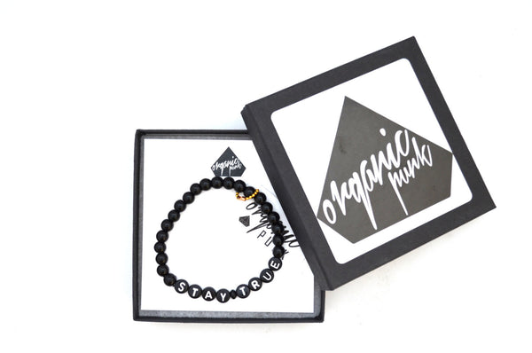 STAY TRUE: Soul Statement Bracelet