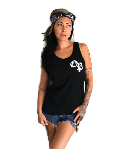 Sale! FIGHT THE GOOD FIGHT: unisex Black Tank Top