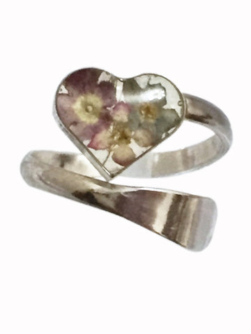 Still Life Heart Ring