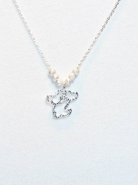 Cute Bear Necklace