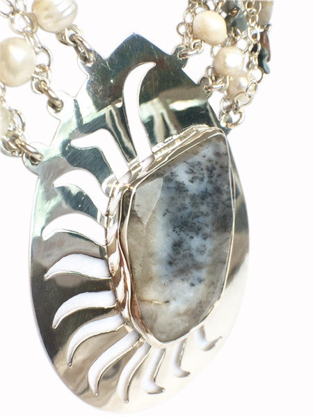 Agates Necklace