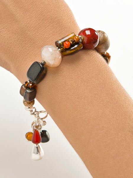 Bracelet in Brown