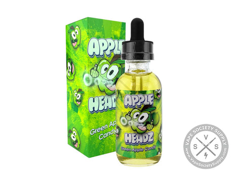 Green Apple Candy by Apple Headz 60ml