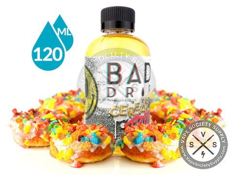 Cereal Trip Ejuice by Bad Drip 120ml