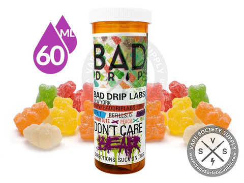 Don't Care Bear by Bad Drip 60ml