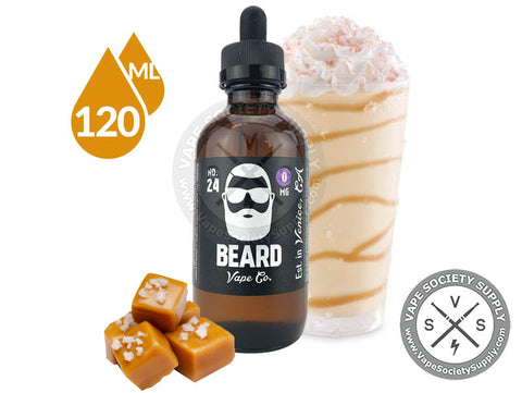 No. 24 by Beard Vape 120ml