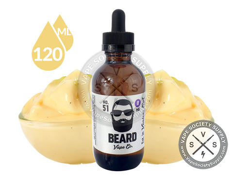 No. 51 by Beard Vape 120ml