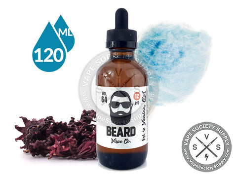 No. 64 by Beard Vape 120ml