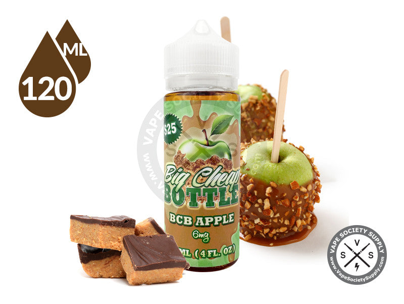 BCB Apple by Big Cheap Bottle 120ml