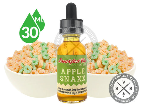 Apple Snaxx by Breakfast Club 30ml
