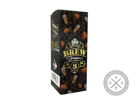 Brew Frappes by Juice Roll Upz 100ml