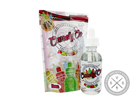 Patches EJuice by Candy Co 60ML