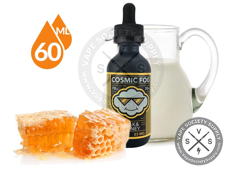 Milk & Honey by Cosmic Fog 60ml