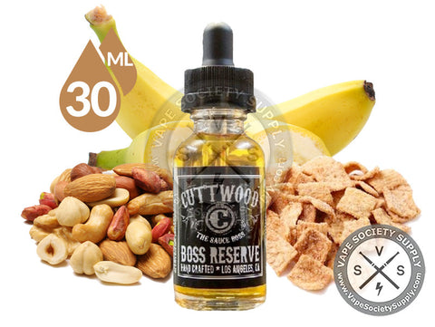 Boss Reserve by Cuttwood 30ml