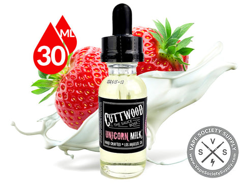 Unicorn Milk by Cuttwood 30ml