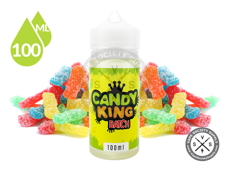 Batch EJuice by Dripmore Candy King 100ml
