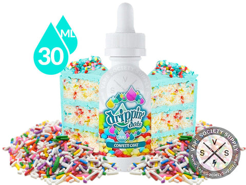 Confetti Cake by Drippin Dots 30ml