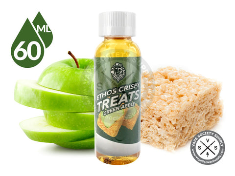Apple Ethos Crispy Treats 60ml