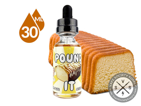 Pound It by Food Fighter 30ml