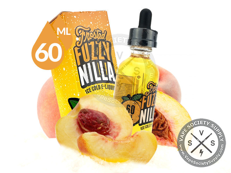 Frosted Fuzzy Nilla by Frosted Vape Co 60ml